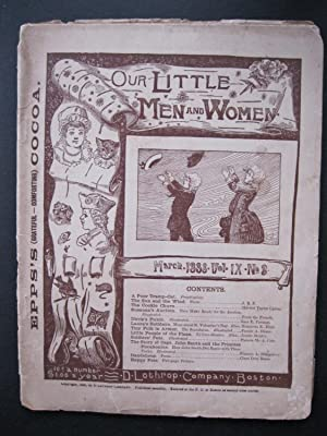 OUR LITTLE MEN AND WOMEN March, 1888: Wain, Louis