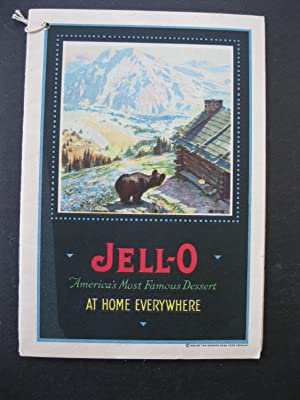 JELL-O America's Most Famous Dessert - At: Anonymous
