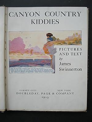 CANYON COUNTRY KIDDIES: Swinnerton, James