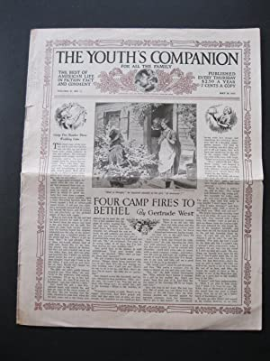 THE YOUTH'S COMPANION May 24, 1923: Rutledge, Archibald