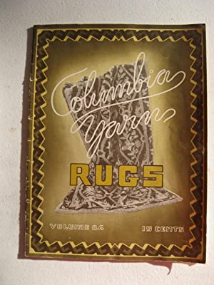 COLUMBIA BOOK OF YARN RUGS
