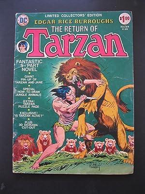 THE RETURN OF TARZAN - Number C-29: Burroughs, Edgar Rice
