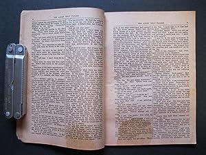 THE LIGHT THAT FAILED: Kipling, Rudyard