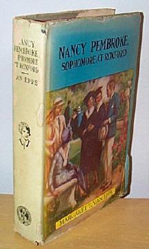Nancy Pembroke, Sophmore at Roxford: Van Epps, Margaret T.