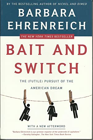 Bait and Switch - The (Futile) Pursuit of the American Dream