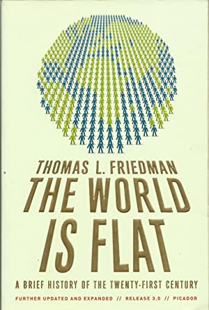 The World is Flat 3.0 : A Brief History of the Twenty-First Century