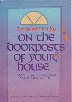 On the Doorposts of Your House -: Chaim Stern with