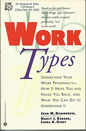Work Types - Understand Your Work Personality