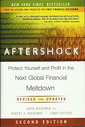 Aftershock - Protect Yourself and Profit in the Next Global Financial Meltdown