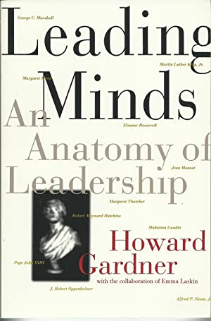 Leading Minds An Anatomy Of Leadership
