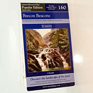 Brecon Beacons (Cassini Popular Edition Historical Map)