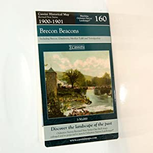 Brecon Beacons (Cassini Revised New Series Historical Map)