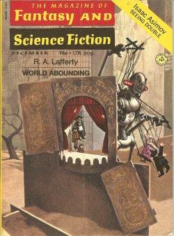 The Magazine of FANTASY AND SCIENCE FICTION: F&SF (Keith Roberts;