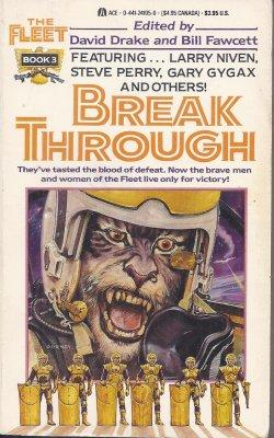 BREAKTHROUGH: The Fleet Book 3 (or, Break: Drake, David &