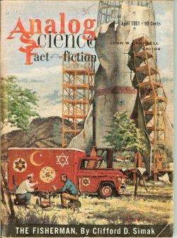 ANALOG Science Fact & Fiction: April, Apr.: Analog (Clifford D.