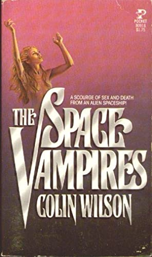 THE SPACE VAMPIRES (later Filmed as LIFEFORCE)