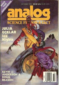 ANALOG Science Fiction/ Science Fact: October, Oct.: Analog (Kevin J.