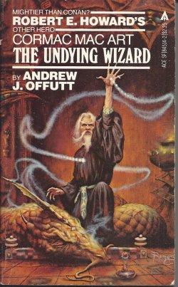 THE UNDYING WIZARD: Cormac Mac Art #5