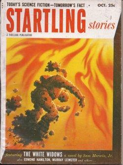 STARTLING Stories: October, Oct. 1953: Startling (Sam Merwin,