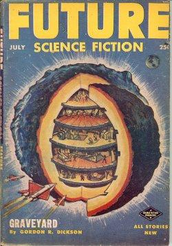 FUTURE Science Fiction: July 1953: Future (Gordon R.