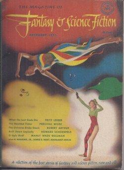 The Magazine of FANTASY AND SCIENCE FICTION: F&SF (Alfred Bester;