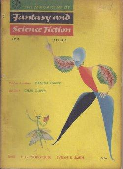 The Magazine of FANTASY AND SCIENCE FICTION: F&SF (Damon Knight;
