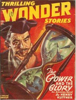 THRILLING WONDER Stories: December, Dec. 1947: Thrilling Wonder (Henry Kuttner; George O. Smith; ...