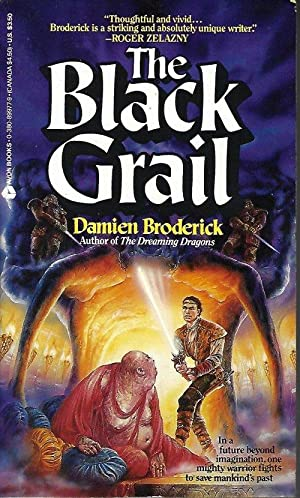 THE BLACK GRAIL (expanded Version of SORCERER'S WORLD)