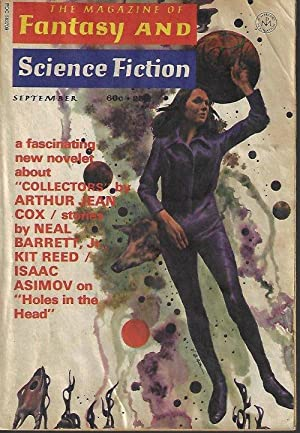 The Magazine of FANTASY AND SCIENCE FICTION: F&SF (Arthur Jean