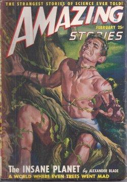 AMAZING Stories: February, Feb. 1949: Amazing (Rog Phillips;