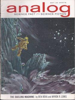 ANALOG Science Fact/ Science Fiction: May 1963: Analog (Ben Bova