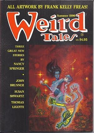 WEIRD TALES # 297; Summer 1990: Weird Tales (Nancy