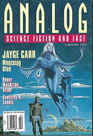 ANALOG Science Fiction/ Science Fact: February, Feb.: Analog (Jayge Carr;