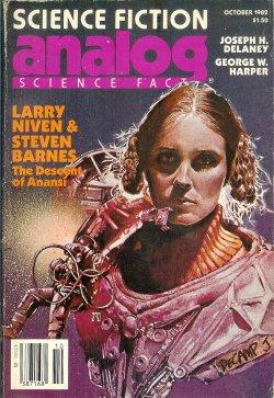 ANALOG Science Fiction/ Science Fact: October, Oct.: Analog (Larry Niven