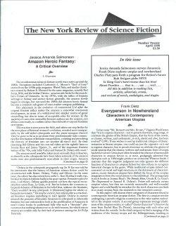 THE NEW YORK REVIEW OF BOOKS: No. 20, April, Apr. 1990