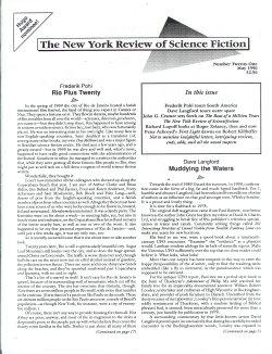 THE NEW YORK REVIEW OF BOOKS: No. 21, May 1990
