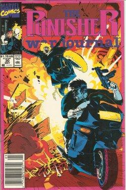 THE PUNISHER WAR JOURNAL: May #30