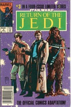 STAR WARS; RETURN OF THE JEDI: Dec: Star Wars: Return
