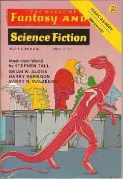The Magazine of FANTASY AND SCIENCE FICTION: F&SF (Stephen Tall;