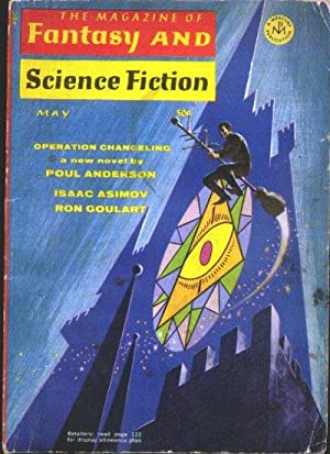 The Magazine of FANTASY AND SCIENCE FICTION (F&SF): May 1969: F&SF (Poul Anderson; Suzette ...