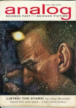 ANALOG Science Fact & Science Fiction: July: Analog (John Brunner;