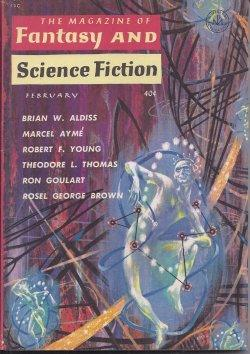 The Magazine of FANTASY AND SCIENCE FICTION: F&SF (Brian W.