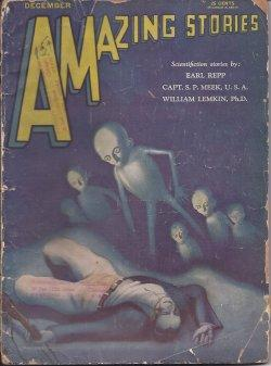 AMAZING Stories: December, Dec. 1930: Amazing (William Lemkin;