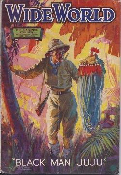 The WIDE WORLD: September, Sept. 1939: Wide World (E.