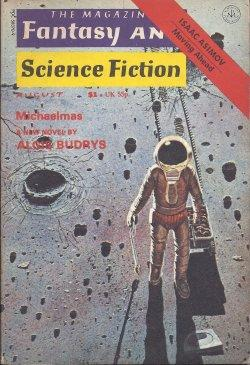The Magazine of FANTASY AND SCIENCE FICTION: F&SF (Algis Budrys;