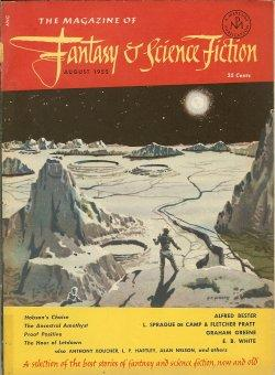 The Magazine of FANTASY AND SCIENCE FICTION: F&SF (A. Bester;