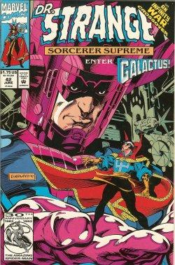 Doctor Strange Sorcerer Supreme June 42 By Dr Marvel Comics Ny Comic Books From The Crypt
