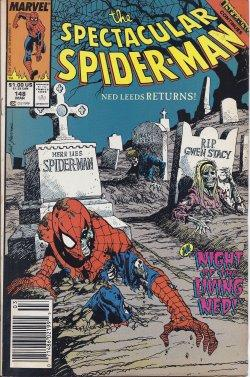 The Spectacular SPIDER-MAN: Mar #148