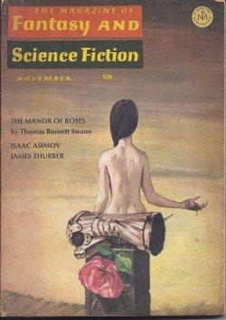 The Magazine of FANTASY AND SCIENCE FICTION: F&SF (Thomas Burnett