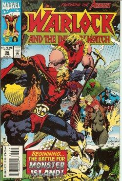 WARLOCK AND THE INFINITY WATCH: Mar # 26